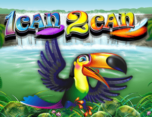 1 Can 2 Can slot - meet the Toucans at Casumo