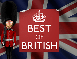 Best of British Slots
