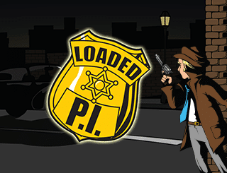 Loaded P I Private Investigator Based Slots Game Online