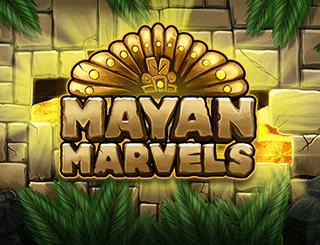 Mayan Marvels Slots Bonus Online Games