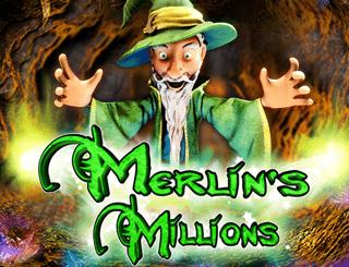 Merlin's Millions Superbet Slots