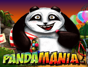 Pandamania Freeplay and Phone Bill Deposit Slot