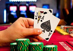 Blackjack Casino SMS