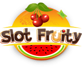 Slot Fruity logo Med