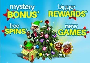 Seasonal Casino Promotion