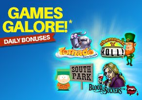 Casino SMS Games Games Promotion