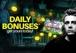 Daily Deposit Match Bonuses