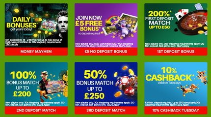 Roulette Games No Deposit in UK