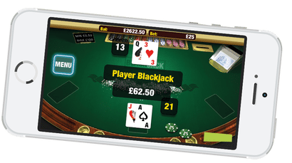 Mobile Blackjack Free Bonus UK | Slot Fruity | 25% Top-Up Bonus