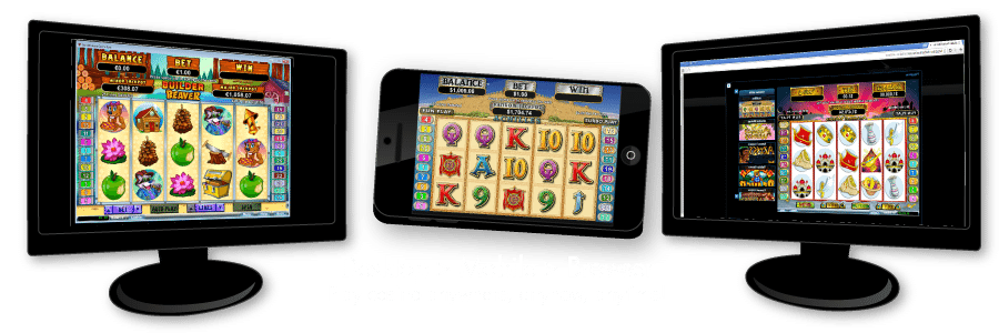 Slots Online Mobile and Desktop