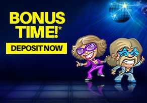 Bonus Time promotion