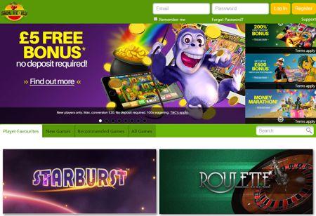 Slot Fruity Games