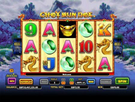 Choy Sun Doa Slot Online