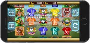mobile slots gambling features