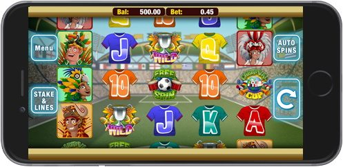 Samba Brazil Slots -- Play Online & Win Real Money