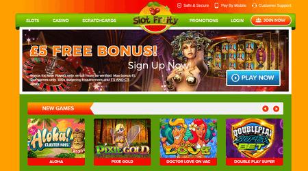 Slots Free Bonus no Deposit Required
