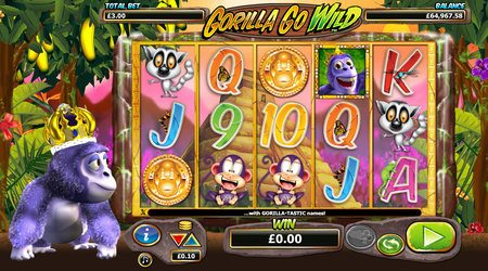 Unlockable Free Features Online Slots Game