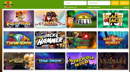 Slots Jackpot Bonus Games