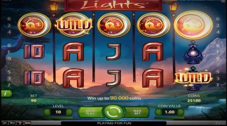 Lights Maximum Payout Online And Mobile Slots Game