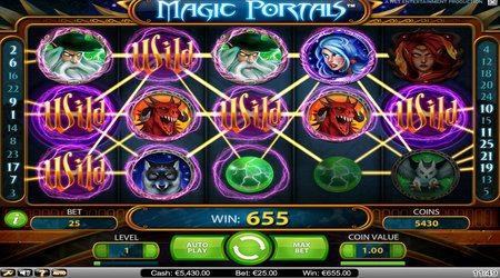 Magic Portals