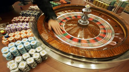 land based casino roulette demo