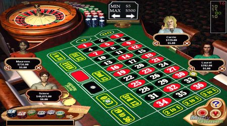 online roulette casino demo game