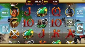 slots paytables
