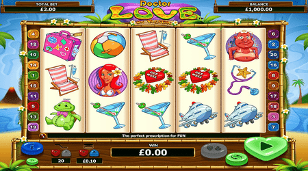 Doctor Love on Vacation Slot machine