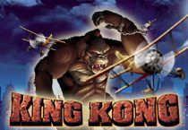Online Slots Game Featuring King Kong