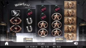 Motorhead Slot Game Offers Big Payouts Online