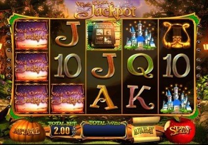 progressive jackpot real money spins