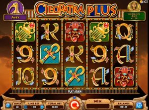 Cleopatra Plus Slot Machine UK