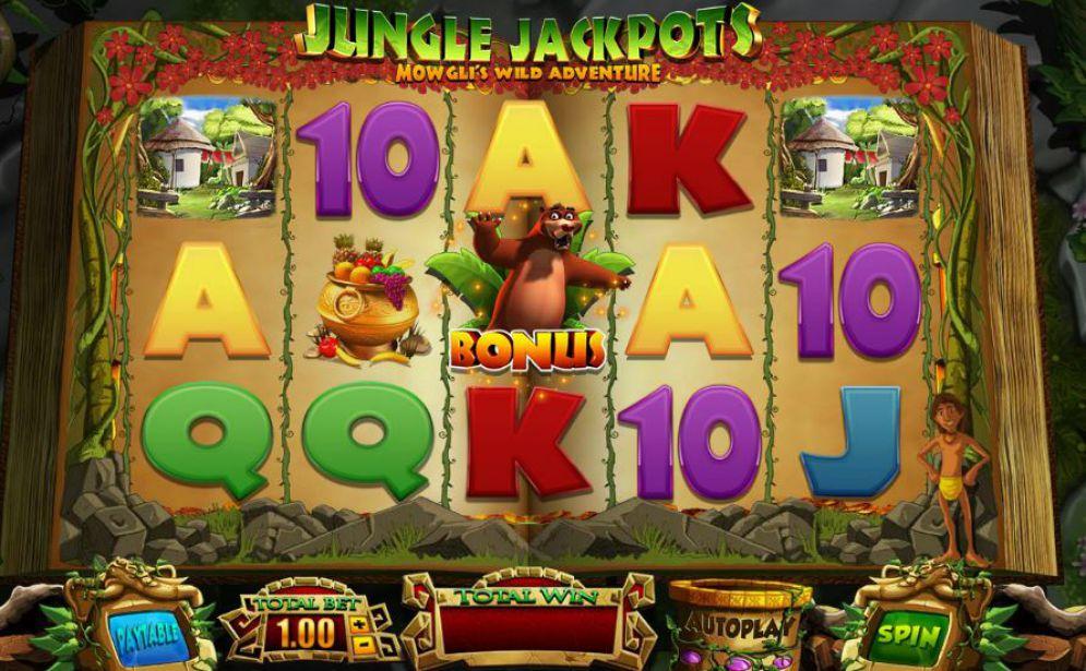 About Slots Jungle