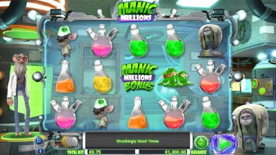 Manic Millions Slot Fruity Online And Mobile