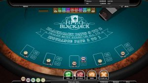 Hi-lo-blackjack want to play a normal game of blackjack