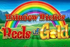Rainbow Riches Gold karreteak