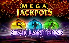 Megajackpots Star Lanterns Slot