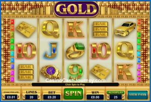 cash slots real money