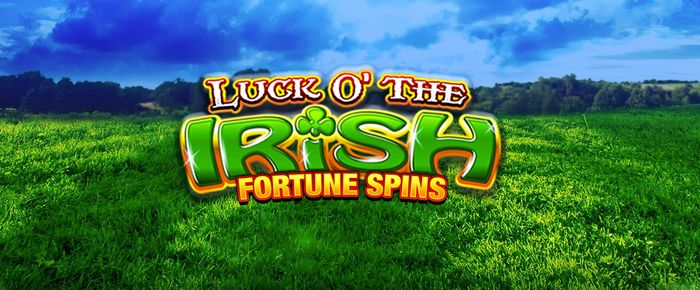 Luck o'the Fortune Spins irlandesi
