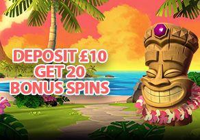 UK Slots Bonuses Online