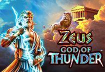 Zeus déu del tro