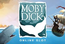 Dick is very famous and this online and mobile slot is based on the 19th-century novel