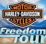 Harley Davidson Freedom Tour Slots