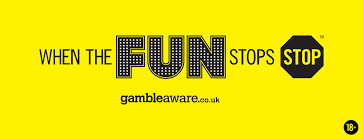 UK Gamble Aware Spletna stran